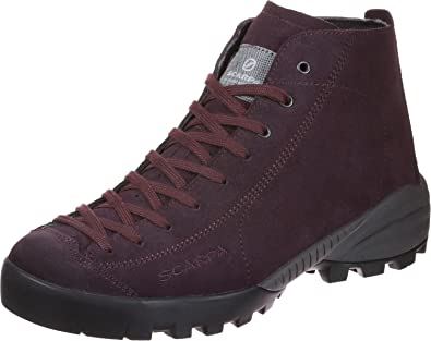 Scarpa Mojito City Mid Wool GTX Approachschuhe temeraire