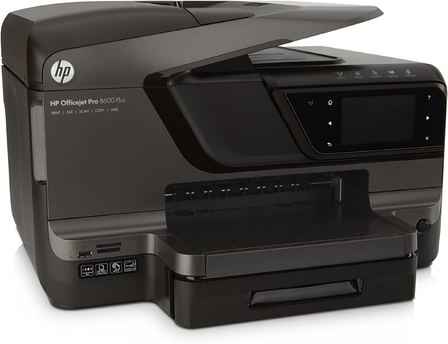HP Officejet Pro 8600 Plus - Impresora multifunción: Amazon.es ...
