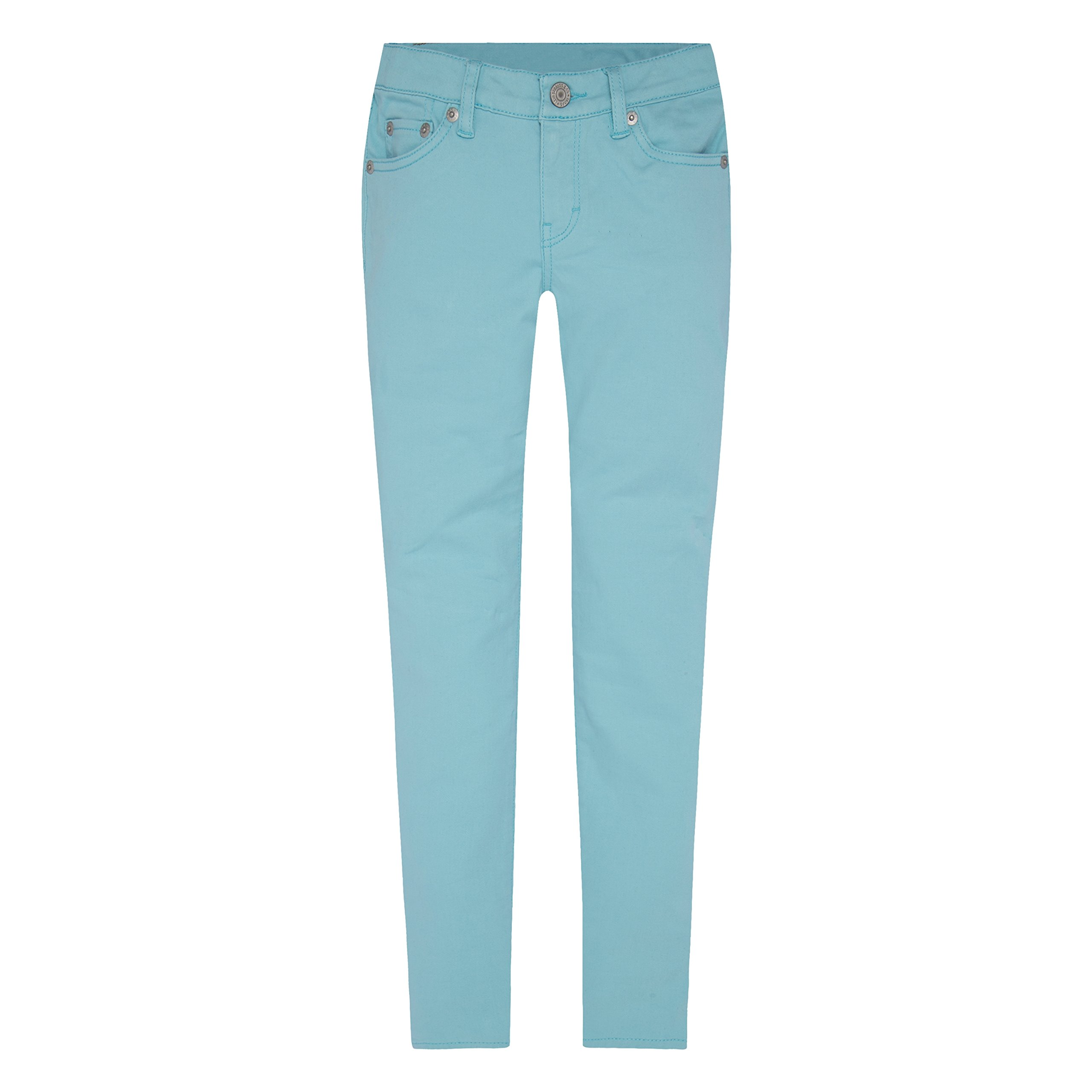 Levi's Girls' 710 Super Skinny Fit Soft Brushed Jeans