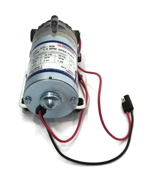 SHURFLO New 12v Volt Demand Water Pump Lawn Yard Garden Chemical Sprayer by The ROP Shop
