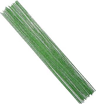 Stem Wire 20 Gauge 18 30//Pkg-Green