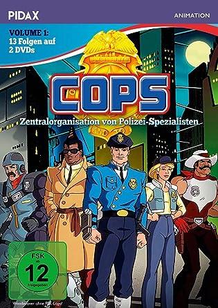 Cops Vol 1 Die Ersten 13 Folgen Der Erfolgreichen
