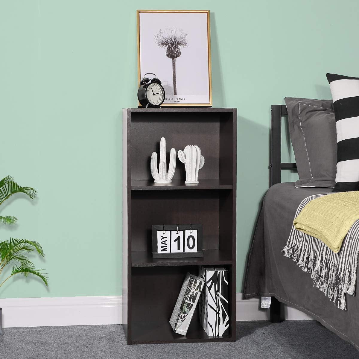 Amazon coupon code for Coavas 3-Shelves Storage-Bookcase