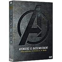 Avengers Le Rassemblement-Collection intégrale 4 Films