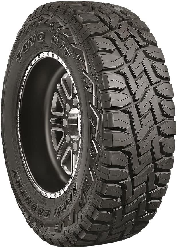 Toyo Tires Open Country A//T II 12 Ply Radial Tire-35X12.50R20LT 125Q