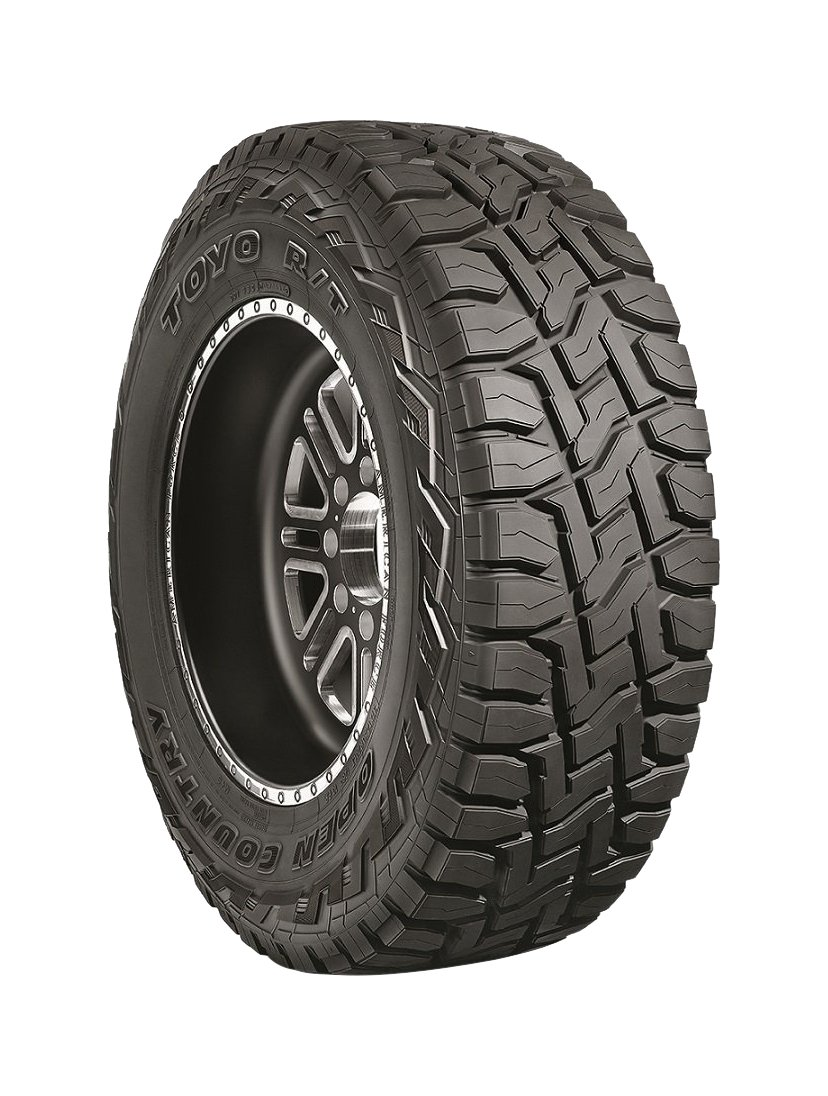 Toyo OPEN COUNTRY R/T All Terrain Radial Tire - 285/70R17 121Q