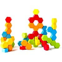 Fat Brain Toys HexActly - Puzzle Game