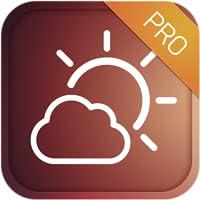 Weather Book Pro - El pronóstico del tiempo