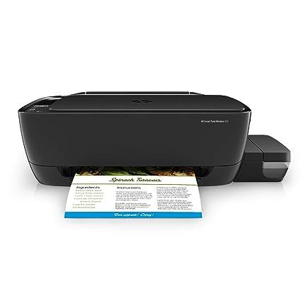 HP Smart Tank Wireless 455 - Impresora multifunción (imprime, copia y escanea desde el móvil), conectividad Wi-Fi, incluye hasta 2 años de tinta, ...