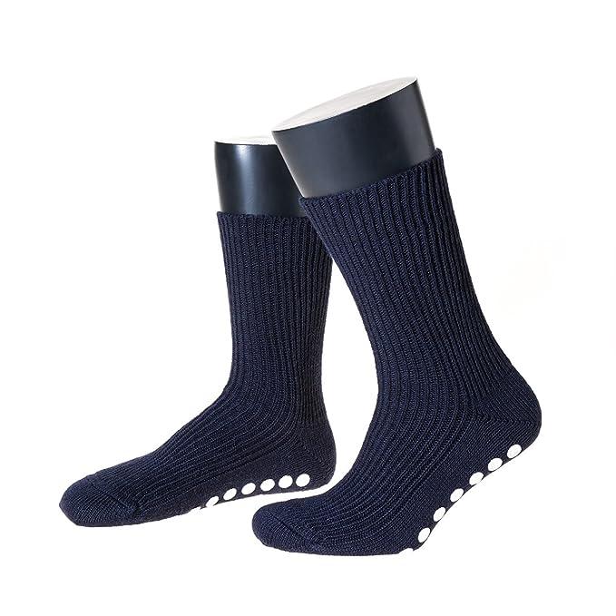Nordpol ABS – Calcetines para hombre y mujer de lana virgen: Amazon.es: Ropa y accesorios