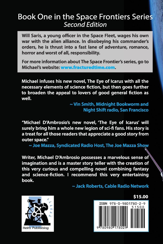 The Eye Of Icarus: Michael D'ambrosio: 9780980178029: Amazon: Books