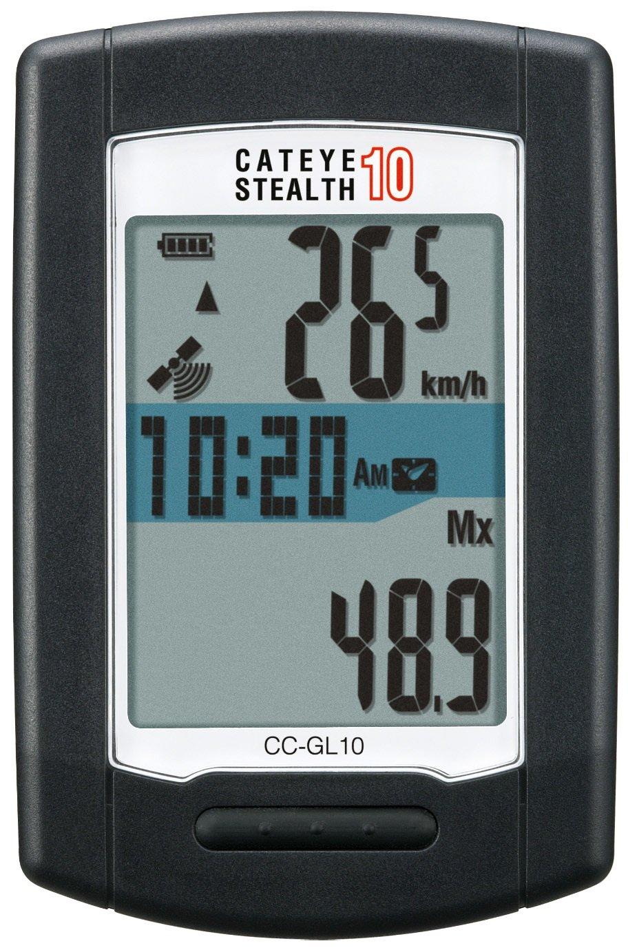 キャットアイ(CAT EYE) ステルス10 [CC-GL10] GPS スピードセンサーレス   B00B59FMA8