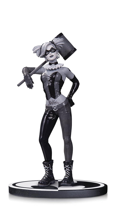 Batman feb160284 Schwarz & weiß Harley Quinn Statue von Lee Bermejo