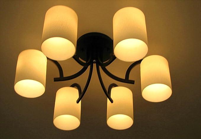 Amazon.com: JandCase - Bombillas LED para ventilador de ...