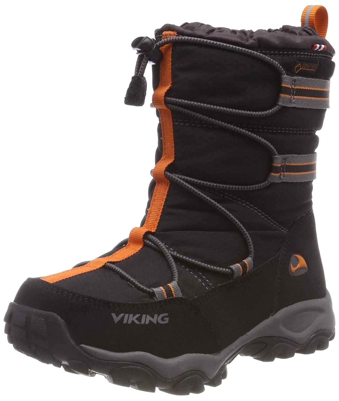Noir (noir Rust 263) Viking Tofte GTX, Chaussures Multisport Outdoor Mixte Enfant 34 EU
