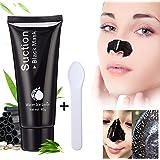 LuckyFine Rimuovere punti neri al viso Maschera nera Anti-acne Pulizia profonda Purificazione comedone Maschera di fango