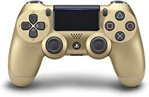 Sony CUH-ZCT2G 14 DUALSHOCK4 wireless controller, Gold