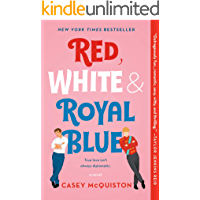 Red, White & Royal Blue: A Novel book cover