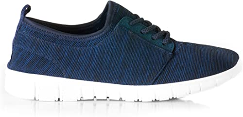 Womens Trainers Casual Retro Style Shoe