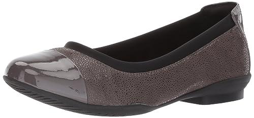 Clarks Damens's Neenah Garden Ballet Flats  Amazon.ca    Schuhes & Handbags 00d5ea