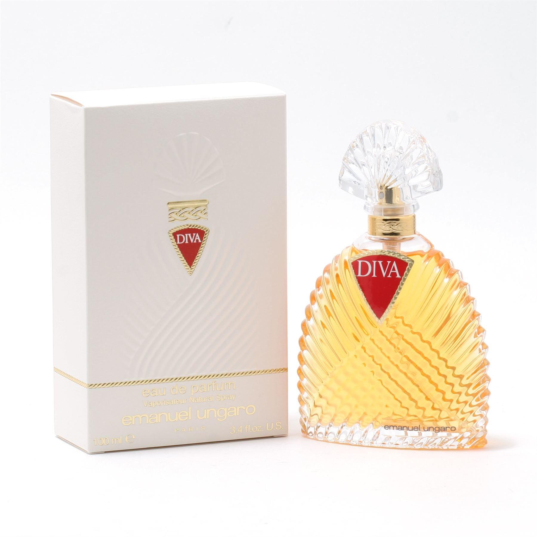 amazon com diva by ungaro for women eau de parfum spray 3 4