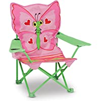 Melissa U0026 Doug Personalized Sunny Patch Bella Butterfly Outdoor Folding  Lawn U0026 Camping Chair