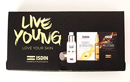 Isdin Live Young Rutina Dia y Noche Antioxidante