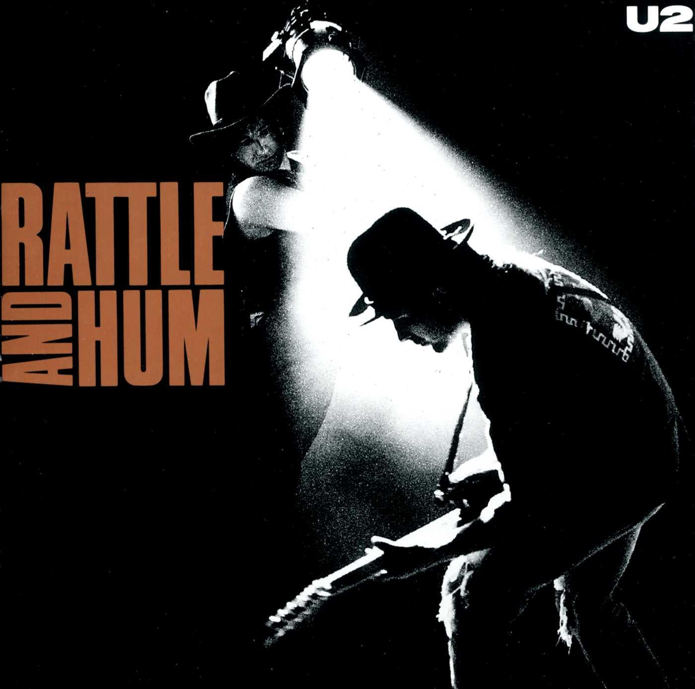 Rattle & Hum by Virgin Emi Records
