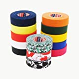 "Jaybird 299-1025WH and Mais 299 Hockey Tape: 1"" x"