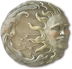 Koehler 32269 11 Inch Celestial Decorative Wall Plaque