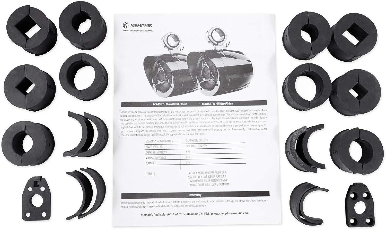 MEMPHIS MXA52T Speakers Gray