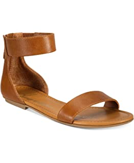 ead2802afd64 American Rag Womens Keley Open Toe Casual Ankle Strap Sandals