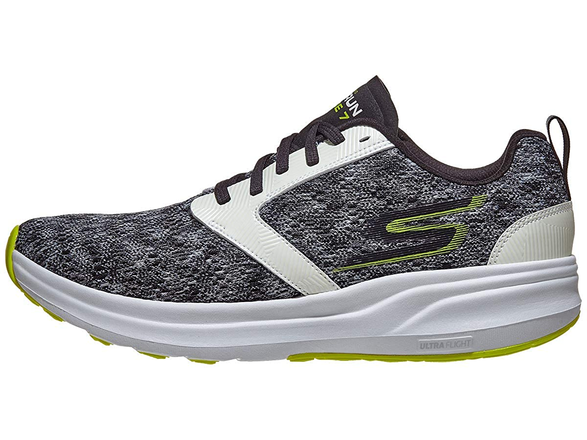 super popular 9a686 41c32 Skechers Mens Go Run Ride 7 Night Owl
