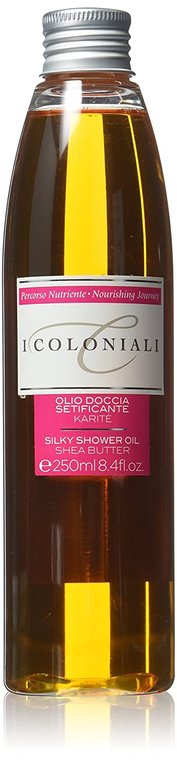 The Colonial setificante to Shower Oil Shea Butter 250ml Atkinsons
