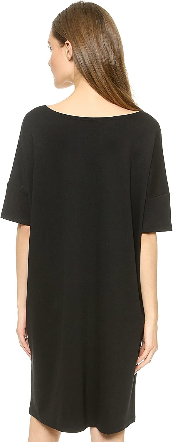 Hatch Maternity Womens The Afternoon Dress Black Size 2