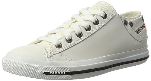DIESEL Exposure IV Low W, Zapatillas para Mujer: Amazon.es: Zapatos y complementos