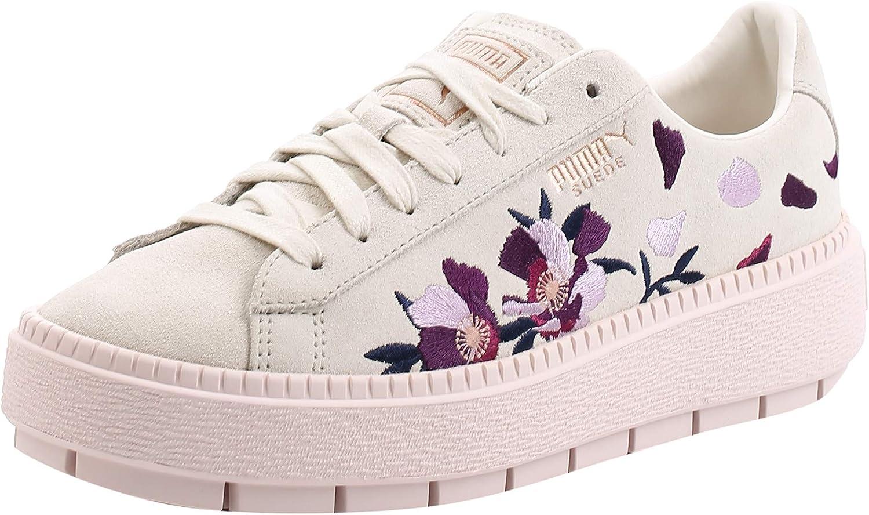 puma chaussure femme flowery