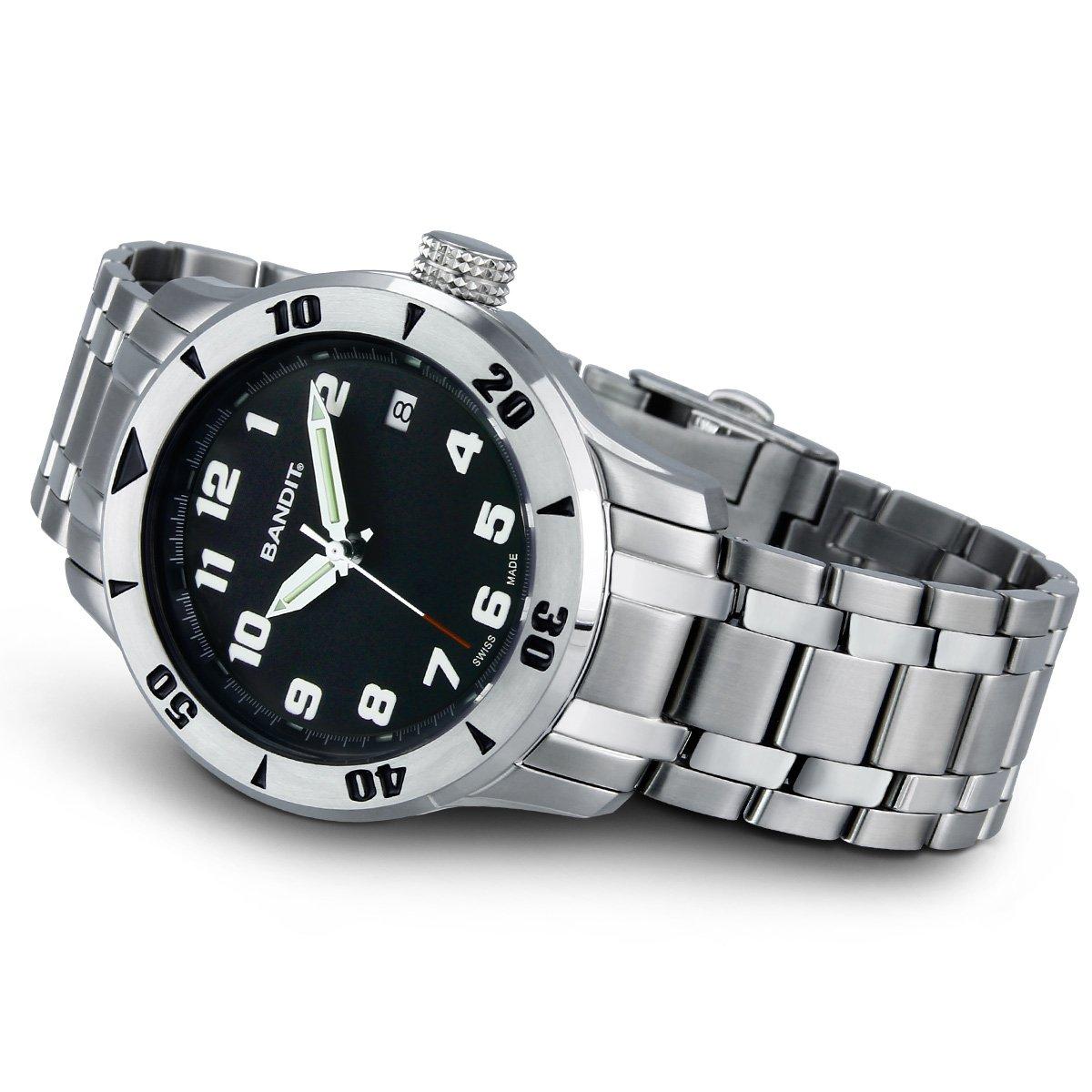 Bandit Arsenal BT8058MSA Herren Tritium Uhr