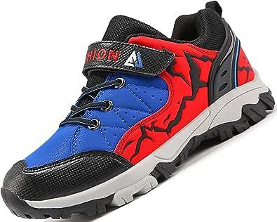 Lvptsh Zapatillas y Calzado Deporte Niños Zapatillas de Senderismo Niño Impermeables Botas de Montaña Zapatillas Trekking Aire Libre