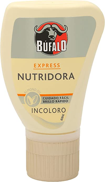 BÚFALO Express crema nutridora incoloro bote 50 ml: Amazon.es ...