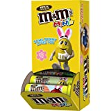 M&M's Easter Milk Chocolate Minis Size Candy in Tubes, 1.08 Ounce (Pack of 24)