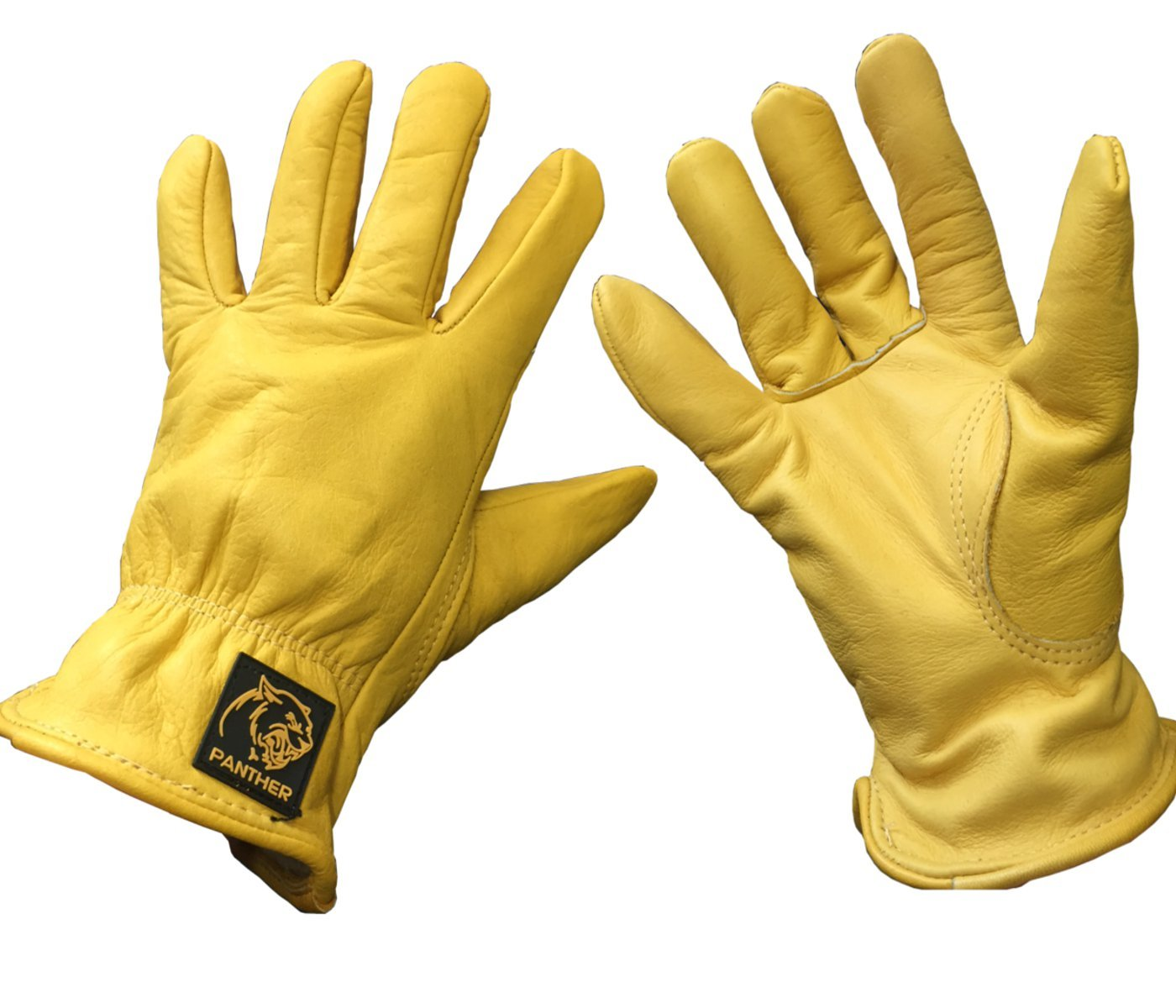 Dickies unlined leather work gloves gl0300 - Parweld Panther Premium Leather Drivers Glove Fully Lined Tough Work Gloves