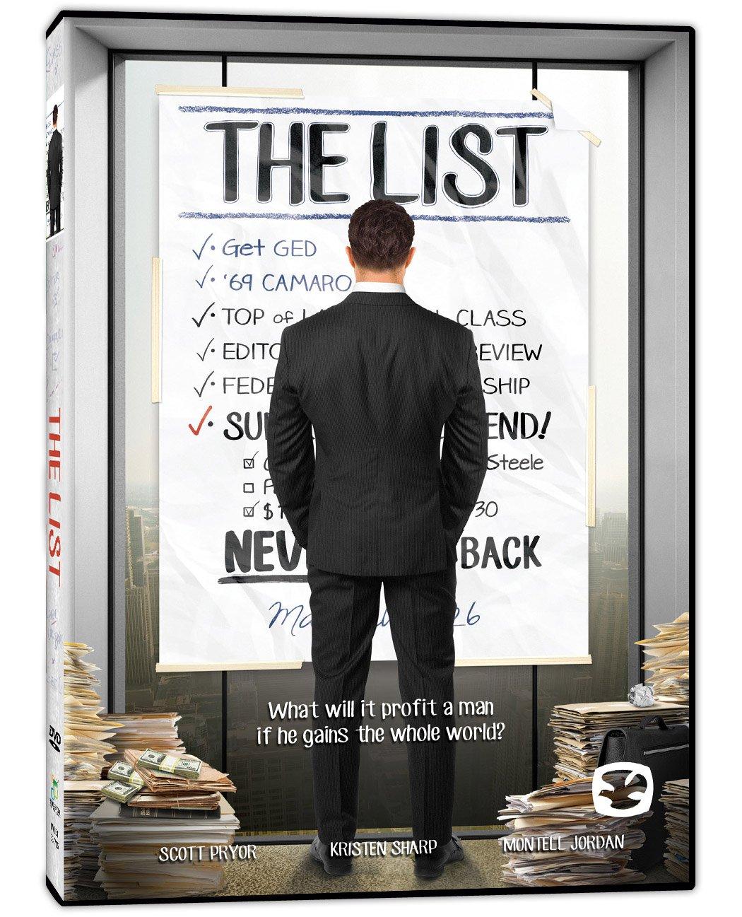 Amazon com: The List: Scott Pryor, Kristen Sharp, Montell