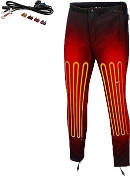Carbon Fiber Heated Socks for Men and Women Venture Heat 12V Motorcycle Heat Sock Liner XL//XXL
