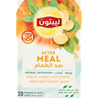 Lipton After Dinner Herbal Infusion, 20 Bag - Pack of 1