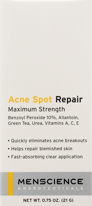 Acne Spot Repair 0.75oz SHINE organic brightening facial oil