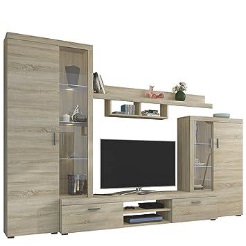 Wohnwand, Anbauwand Arten, Wohnzimmer Set, Modernes Mediawand, Schrankwand,  Wohnzimmerschrank, Trendy