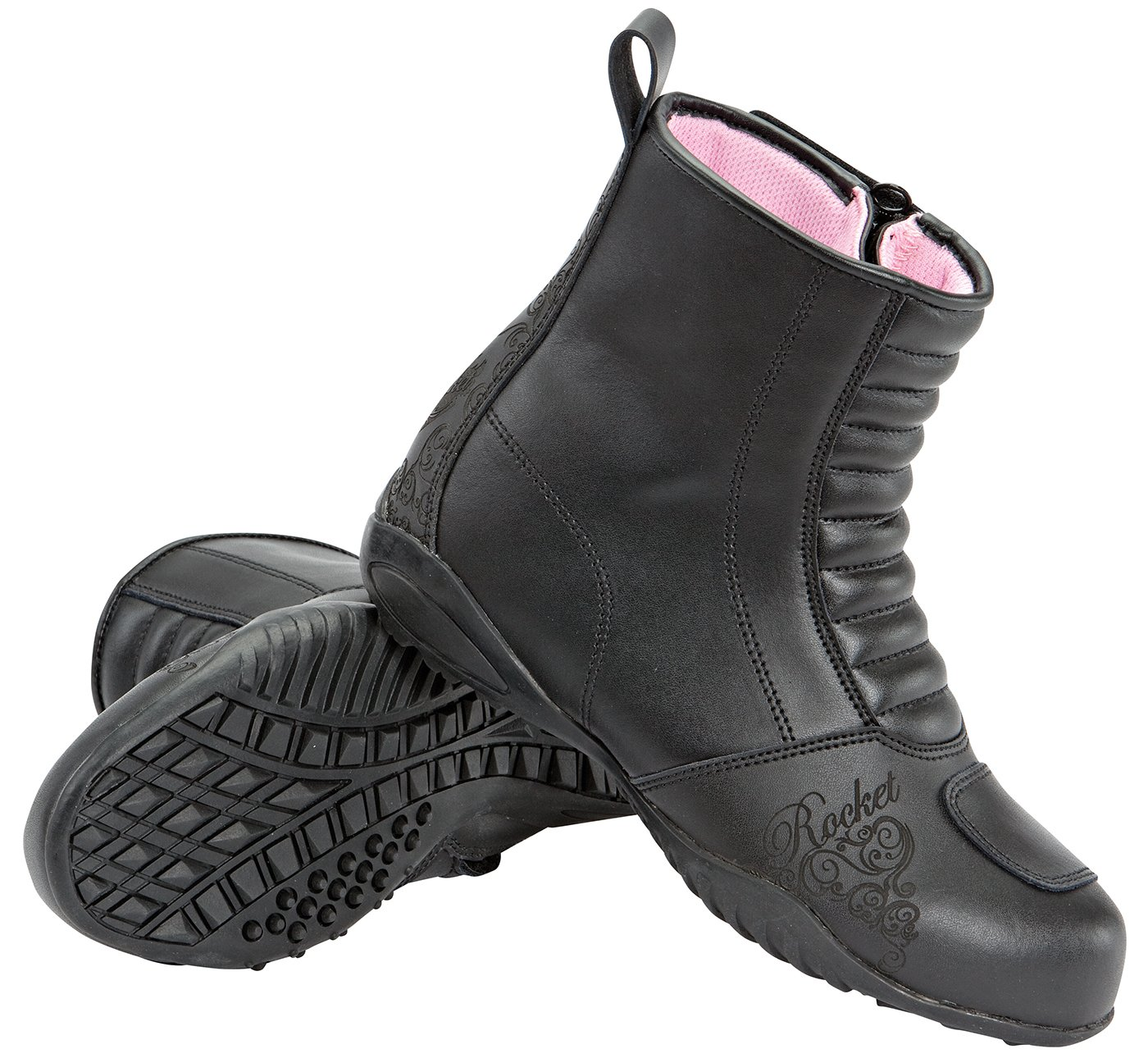Joe Rocket Women's Trixie Boots (Black, Size 9) B00ESCFOY8 Size 9