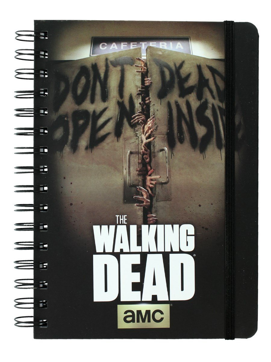 GB Eye Ltd, The Walking Dead, Dead Inside, Cahier A5