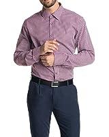 ESPRIT Collection Herren Slim Fit Businesshemd 114EO2F003